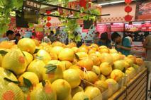 判断好柚子的秘诀竟然就看柚子皮!中秋买柚子再也不愁了!