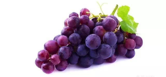 夏天吃葡萄竟然有10大好处!看完都震惊了!