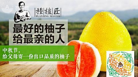 农业大佬争相代言!一个柚子撬动整个农业圈!