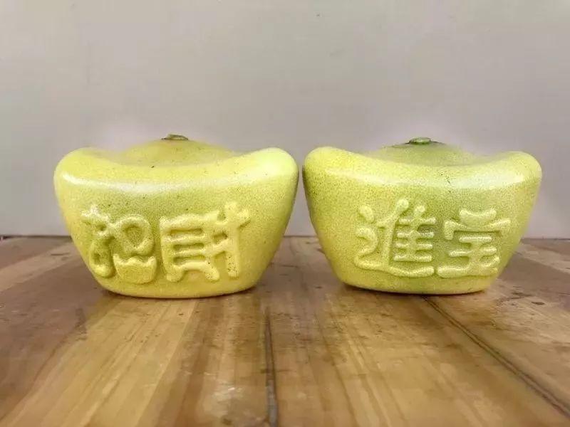 一对卖到200元,这样的柚子你舍得买?
